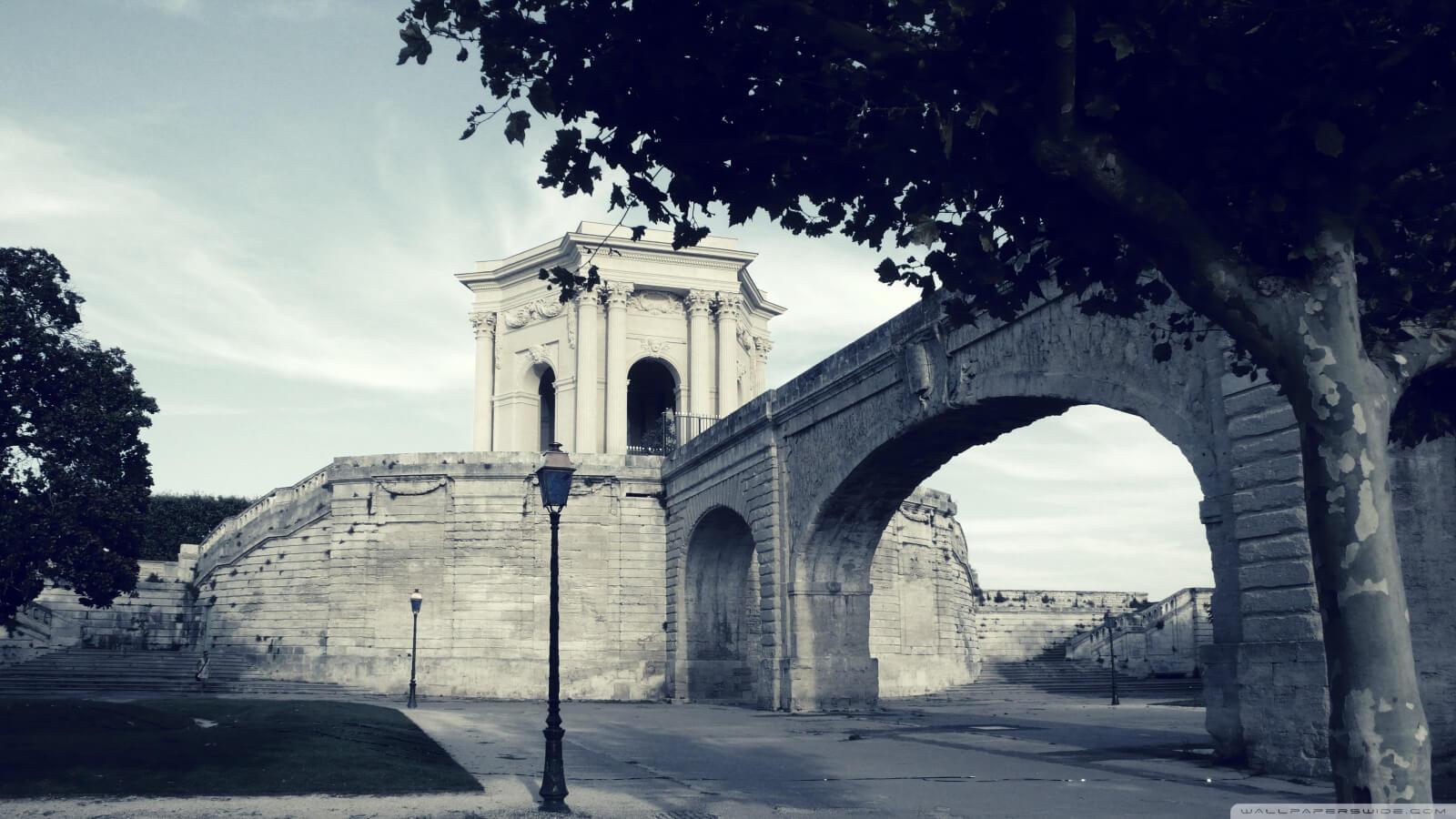 Historical Stone Bridge